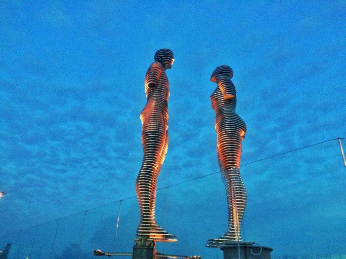 Скульптура Любовь