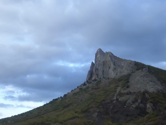 Гора-Лягушка