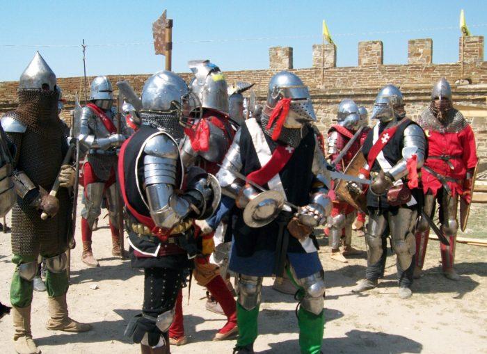 Фестиваль Генуэзкий шлем