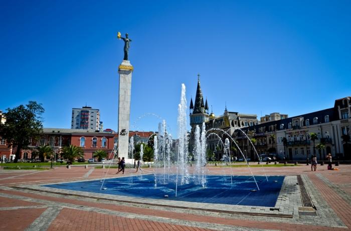 Площадь Аргонавтов