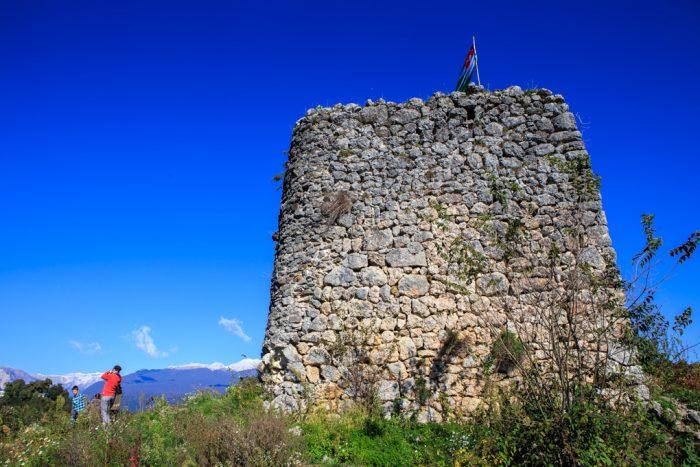 Крепость Мушба